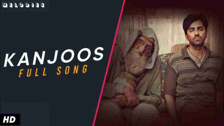 Kanjoos gulabo sitabo Song lyrics