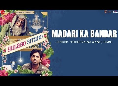 Madari-Ka-Bandar-lyrics