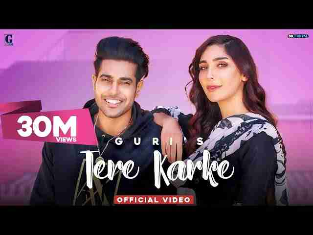 TERE KARKE LYRICS IN HINDI