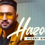 Hazoor Lyrics in Hindi – Vickky Singh