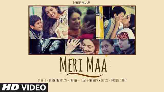 Meri-Maa-Lyrics-in-Hindi-Jubin-Nautiyal