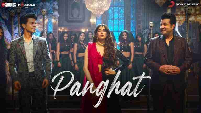 Panghat Lyrics Roohi
