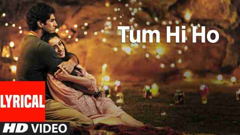 tum hi ho lyrics