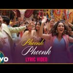 Phoonk Phoonk Hindi Lyrics – Ginny Weds Sunny Lyrics