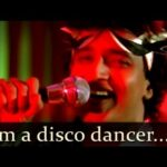 I Am A Disco Dancer Hindi Lyrics- Vijay Benedict